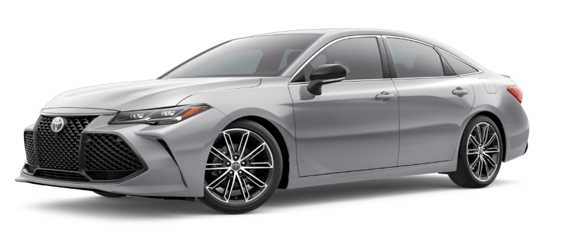 2019 Toyota Avalon in Celestial Silver
