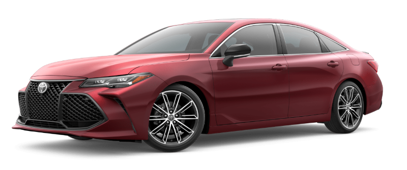 2019 Toyota Avalon in Ruby Flare