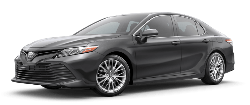 2019 Toyota Camry in Predawn Gray