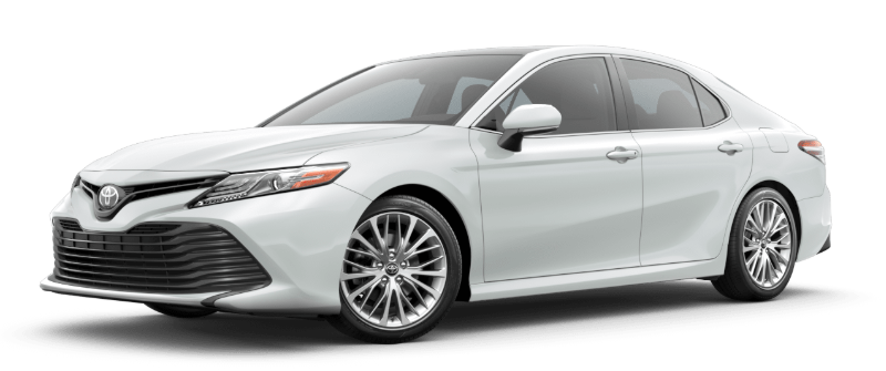 2019 Toyota Camry in Wind Chill