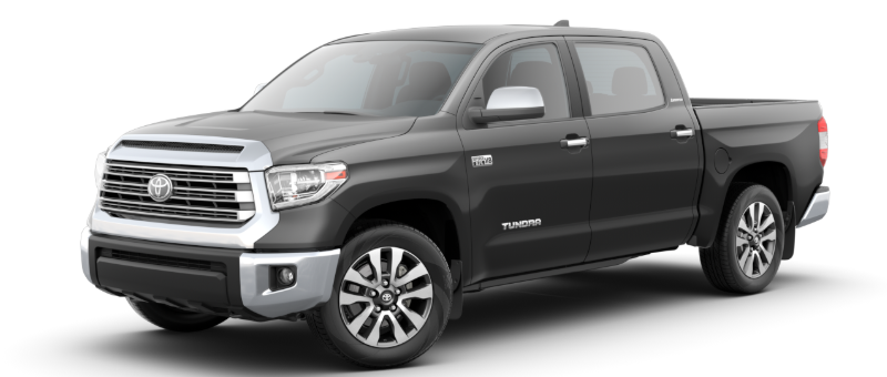 2020 Toyota Tundra in Magnetic Gray