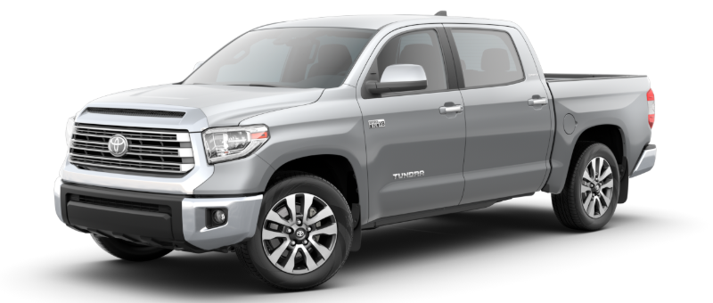 2020 Toyota Tundra in Silver Sky