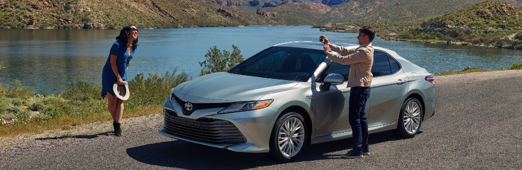 Check out our photo gallery of the 2020 Toyota Camry exterior color options