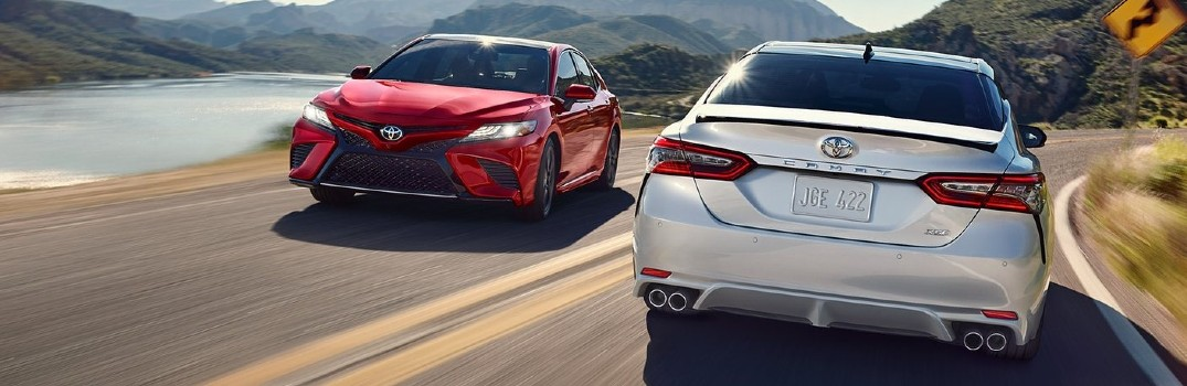 Check out some of the 2020 Toyota Camry features