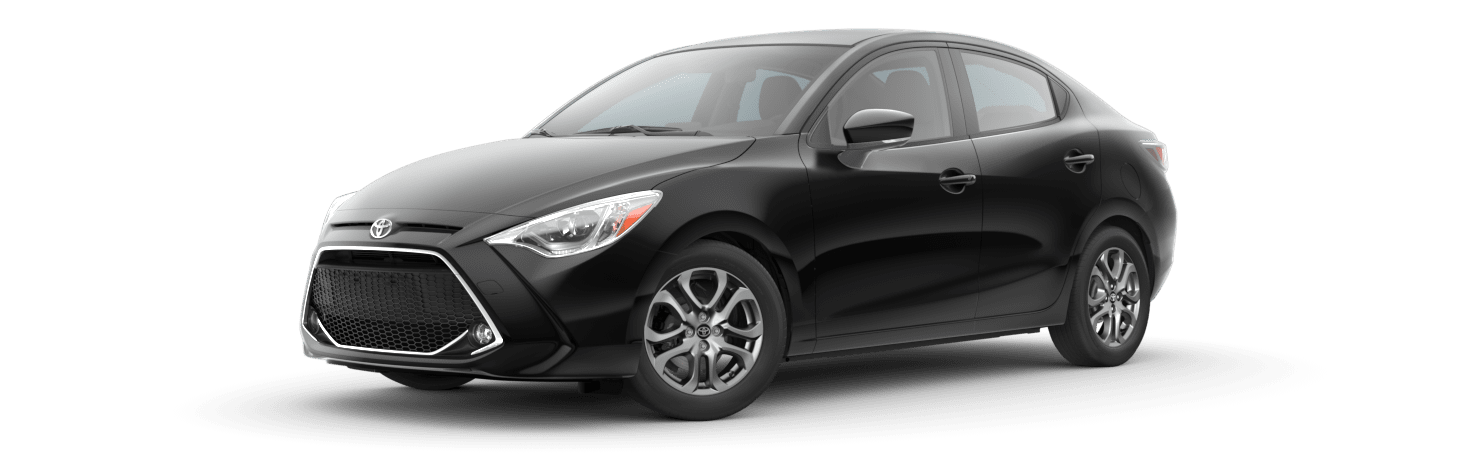 2020 Toyota Yaris in Stealth