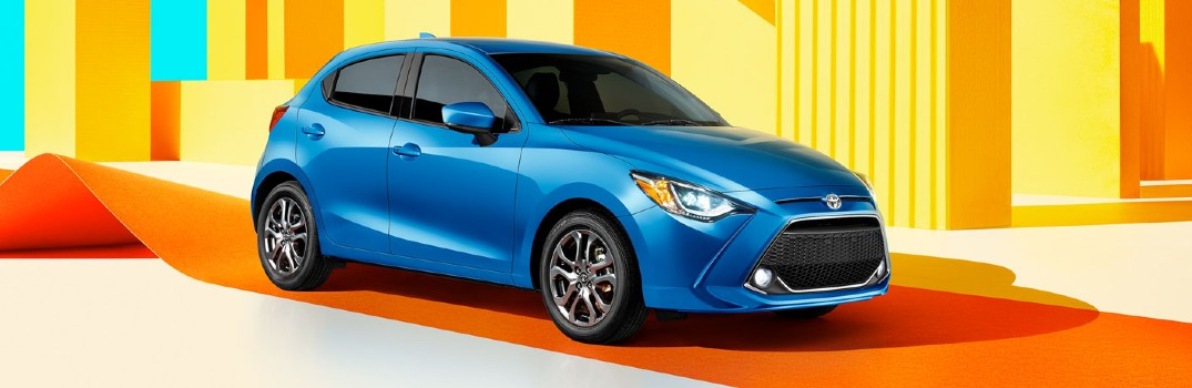 Photo gallery: Exterior color options on the 2020 Toyota Yaris