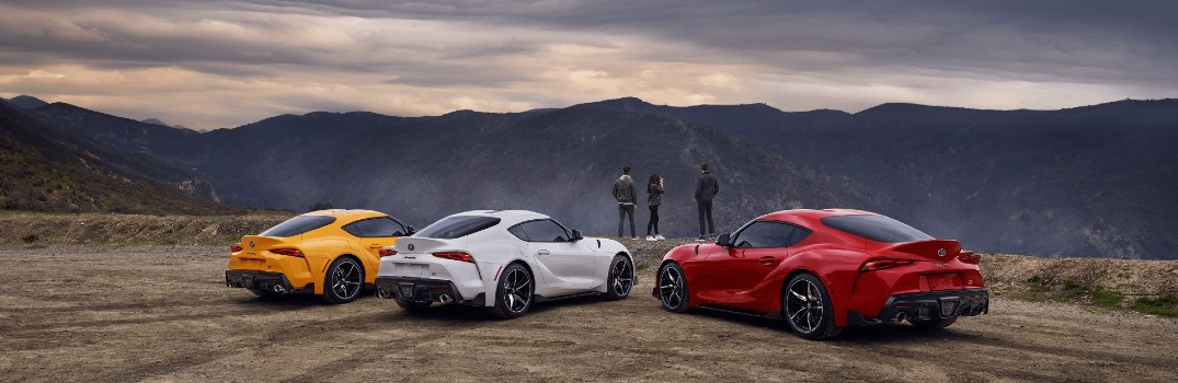 Check out some of the power and handling the 2020 Toyota GR Supra has to offer