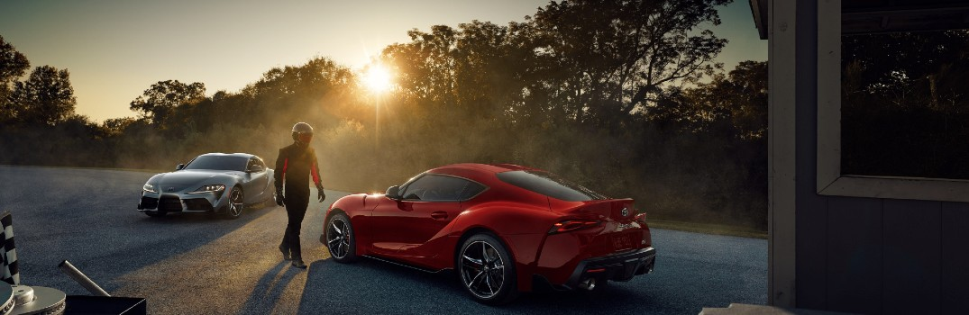 What features can I expect to see in the 2020 Toyota GR Supra?