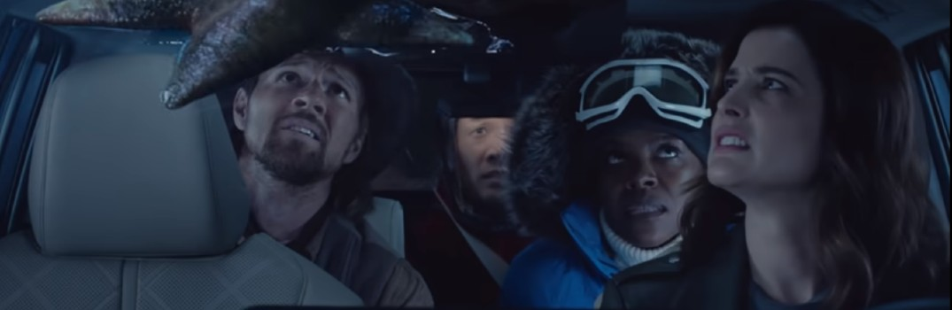 Watch the Toyota Highlander: Heroes Super Bowl Commercial
