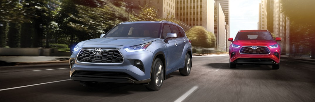 What can I expect from the 2020 Toyota Highlander?