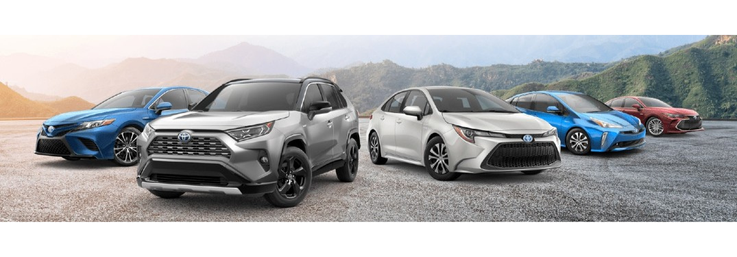 What do the Toyota trim level acronyms mean?