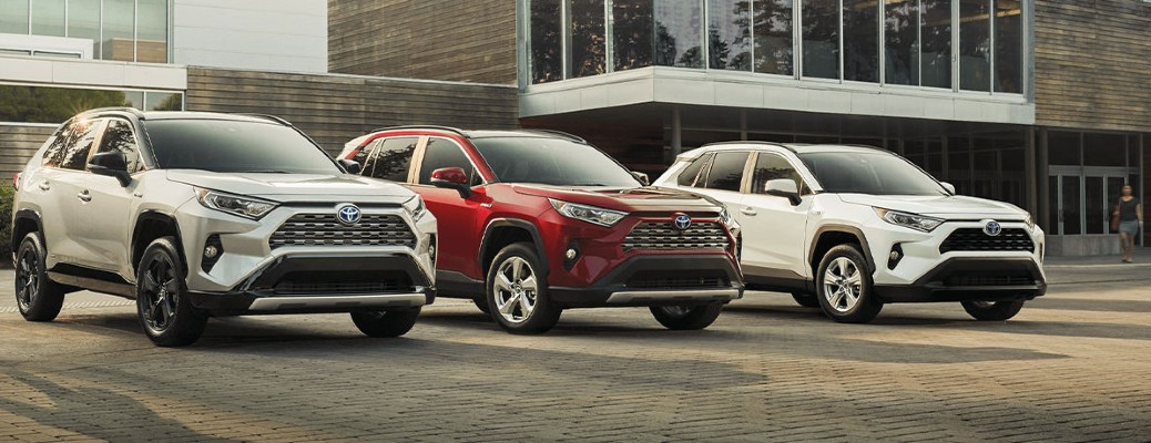 What can I expect from the 2020 Toyota RAV4 performance?