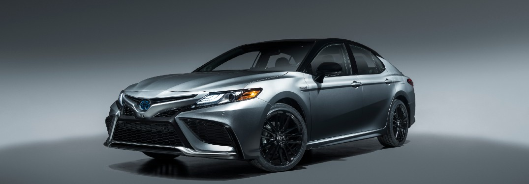 The 2021 Toyota Camry has new additions to its lineup – here's the breakdown