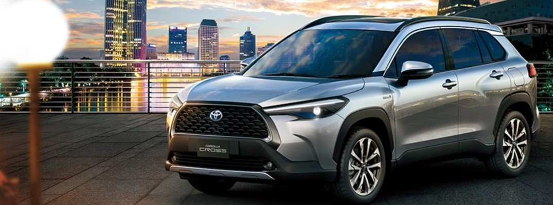Toyota could be adding a new Corolla-themed crossover SUV to the lineup
