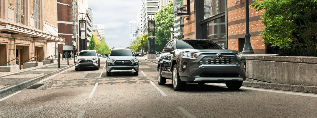 Get caught up with the latest Toyota RAV4 today
