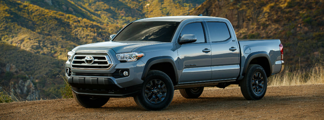 Get ready to get dirty with the 2021 Tacoma Trail Special Edition