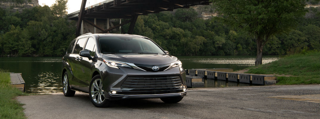 You can expect to see the 2021 Toyota Sienna very soon