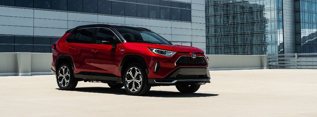 The RAV4 Prime will go a long way without using any gas