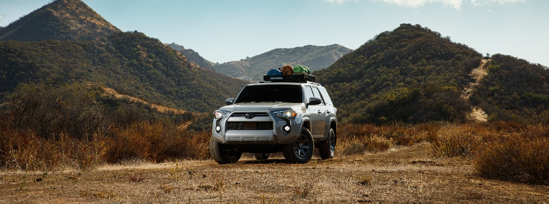 The latest 4Runner is ready to take you anywhere