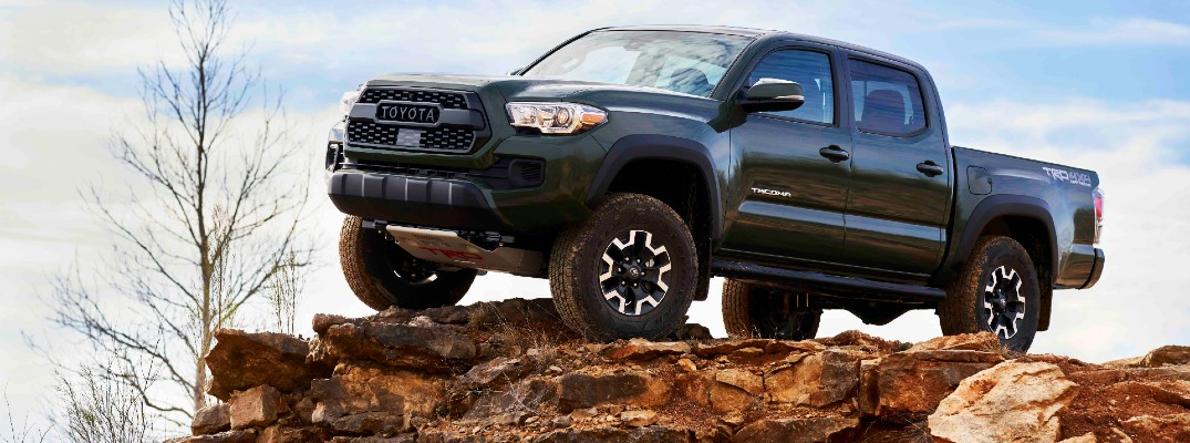 Looking to get the most out of your 2021 Tacoma? Check out these Toyota-approved parts and accessories