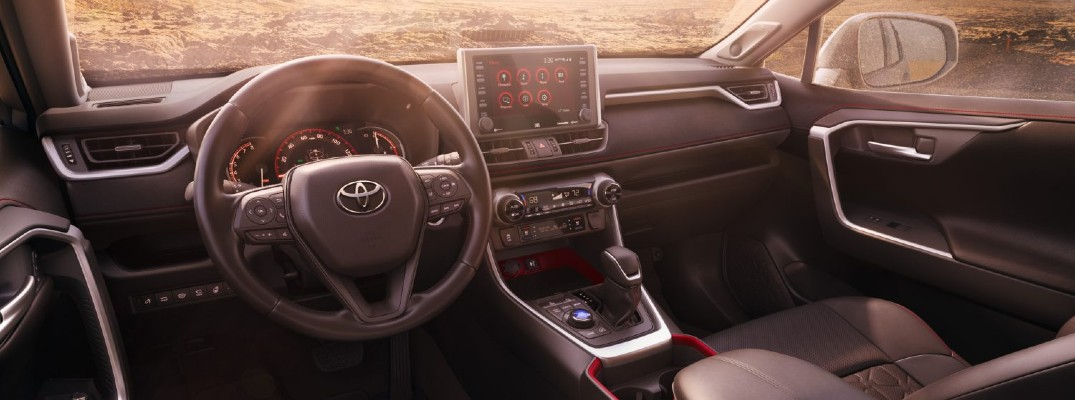 Lexington Toyota introduces customers to new technology available in several models