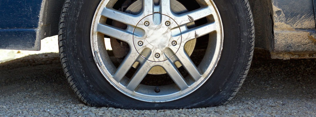 Learn to use the Toyota tire repair kit before you need it