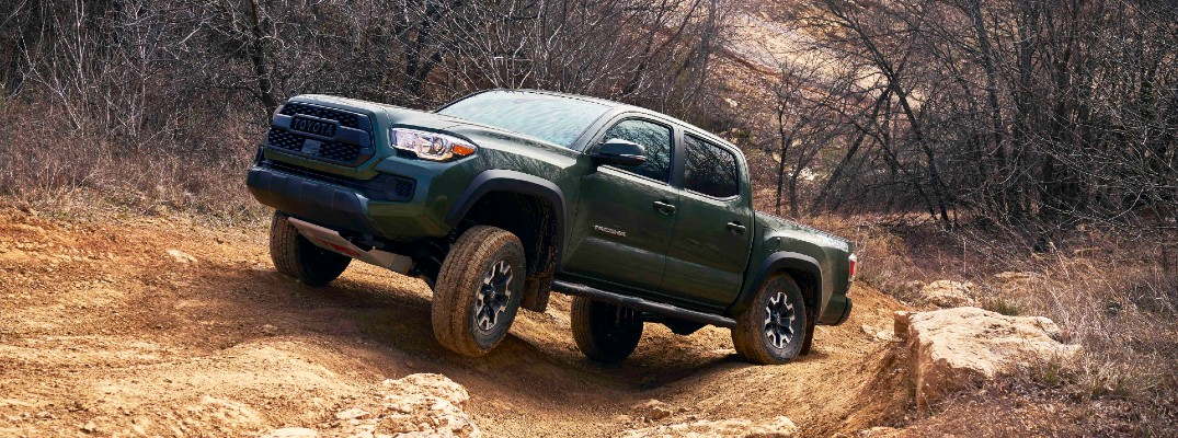 Why are some Toyota models so good at going off-road?