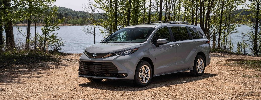 The 2022 Toyota Sienna Woodland Special Edition.