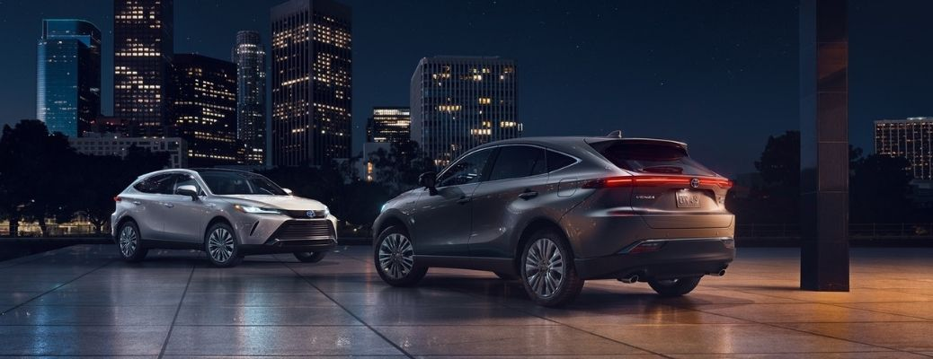 Fuel Economy Rating of the 2021 Toyota Venza
