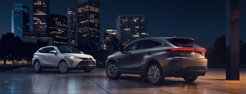 What Are the Engine Specifications of the 2021 Toyota Venza?