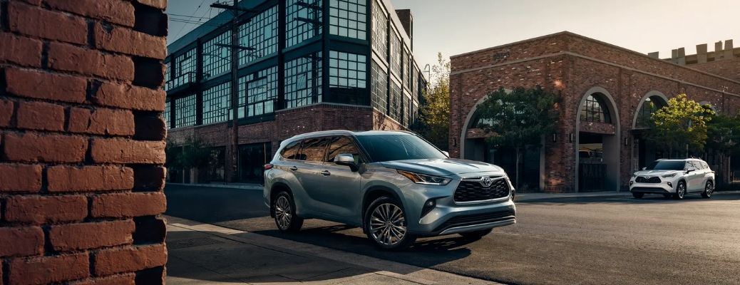 What Powers the 2021 Toyota Highlander?