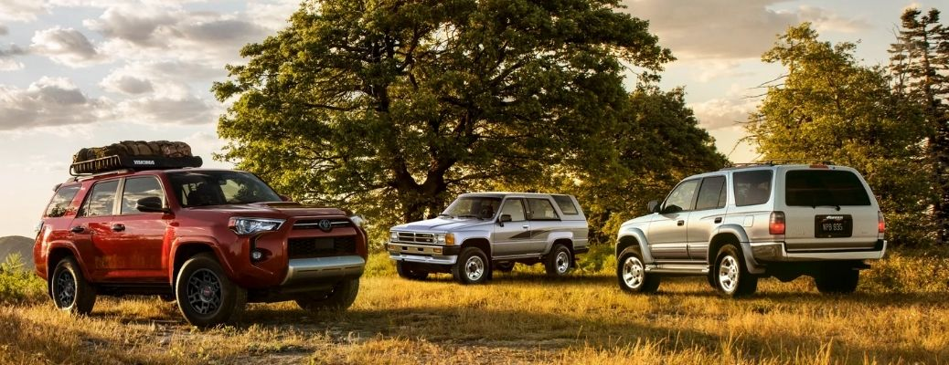 Technology Features That Come Standard with the 2022 Toyota 4Runner