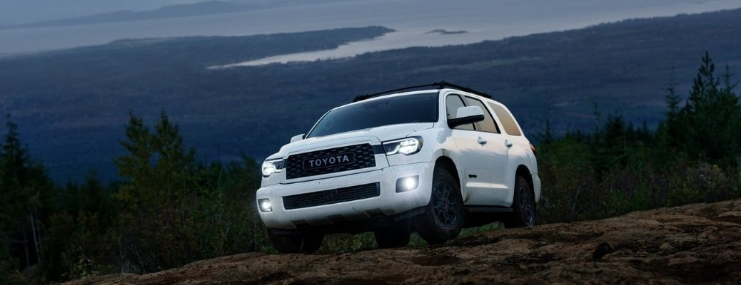 What Are the Engine Specifications Of the 2021 Toyota Sequoia?
