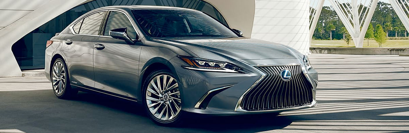 Which is the most efficient Lexus Hybrid vehicle?