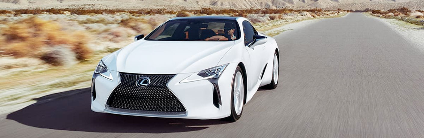 What is the most powerful 2019 Lexus performance model?