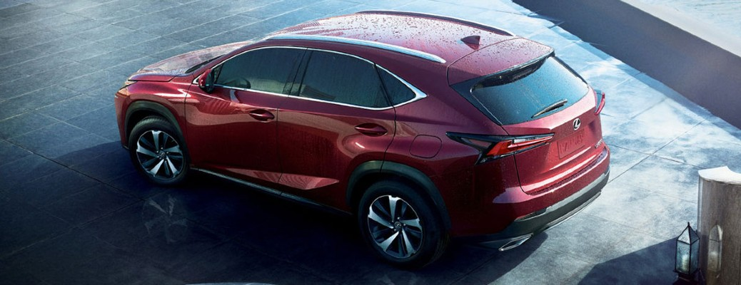 Video guide to the 2020 Lexus NX