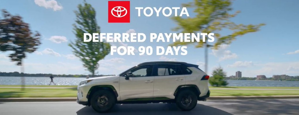 toyota deferred payments for 90 days