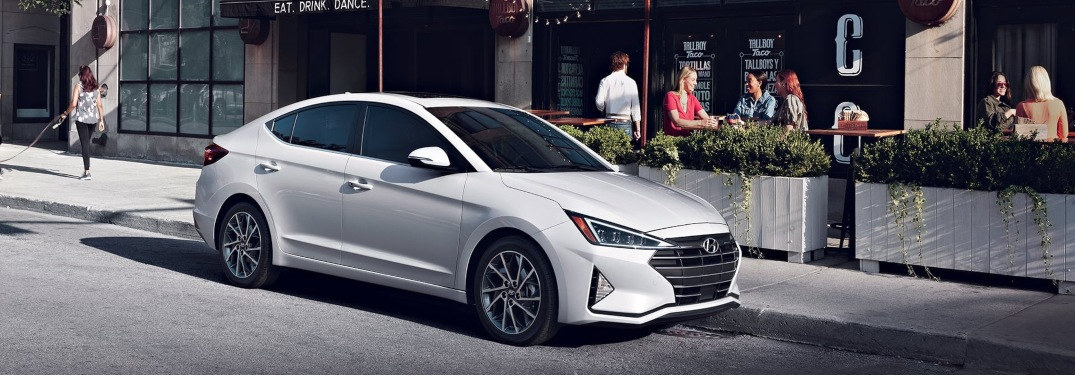 Show off your style in a new 2020 Hyundai Elantra!