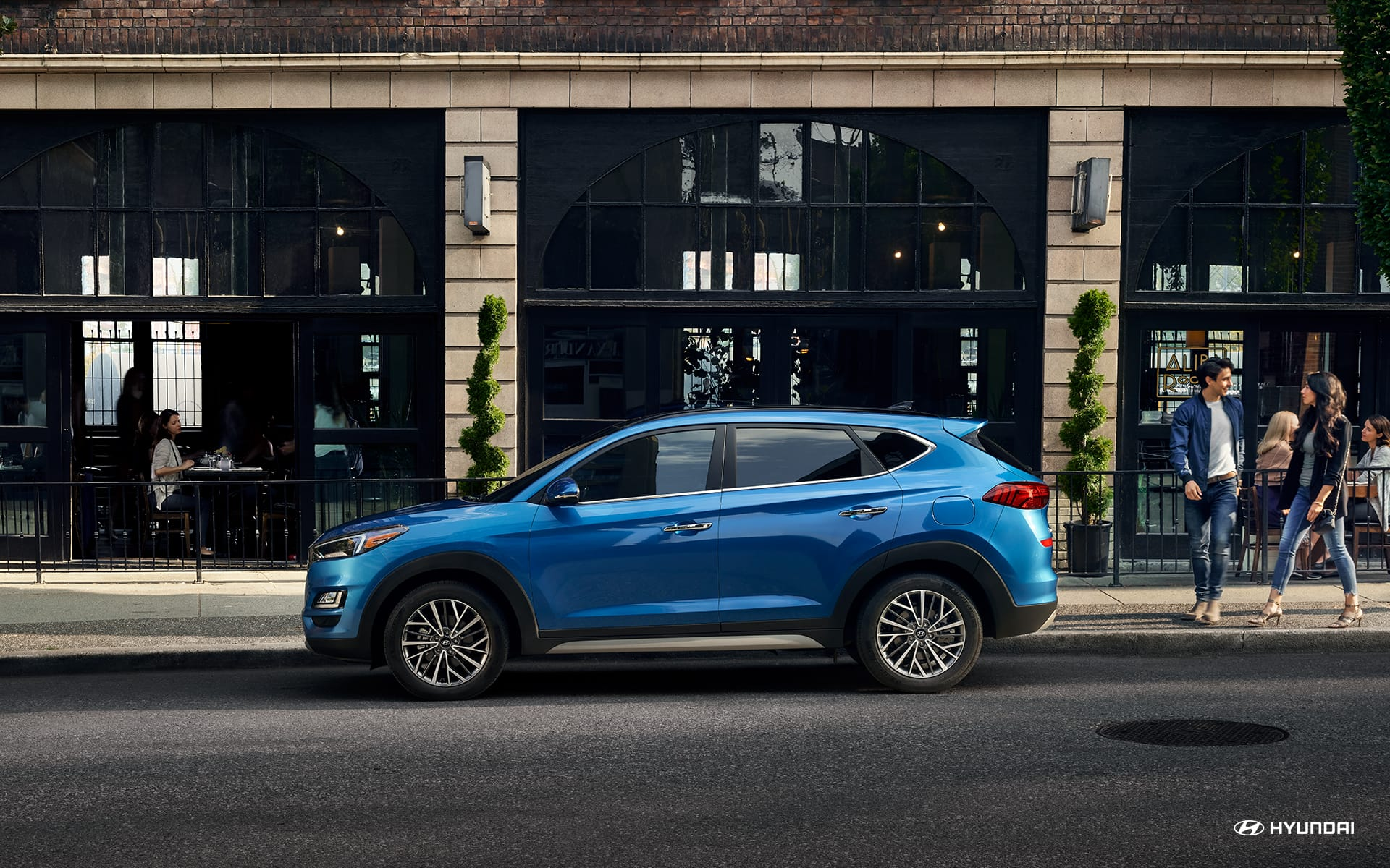 Check Out the 2020 Hyundai Tucson Near Riverside, CA