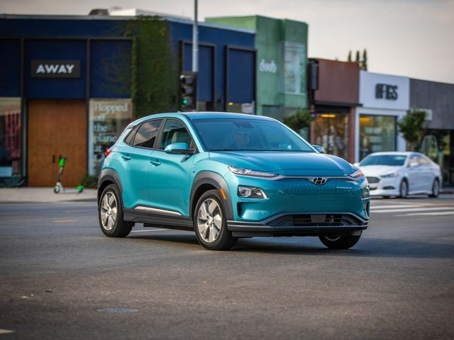 Quick, Responsive, and All-Electric: the 2020 Hyundai Kona EV at Hyundai of Moreno Valley