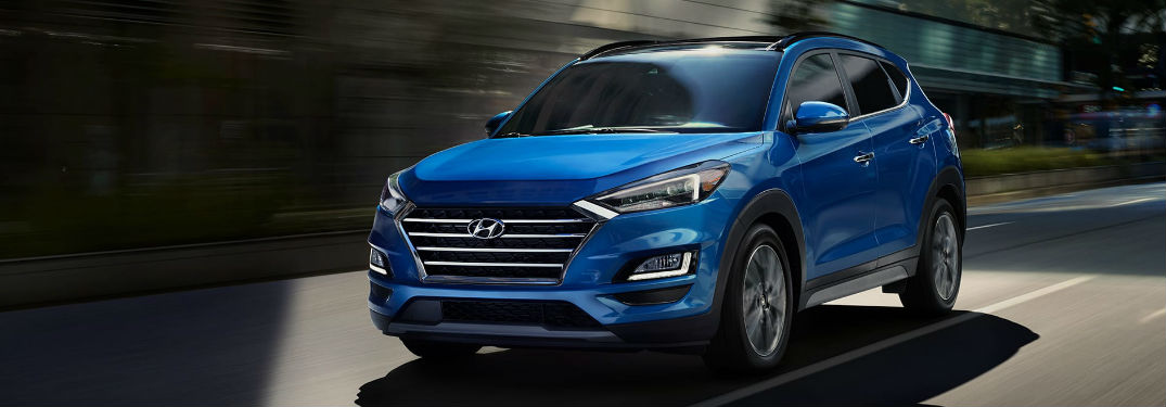 2020 Hyundai Tucson earns top rating thanks to long list of high-tech safety features
