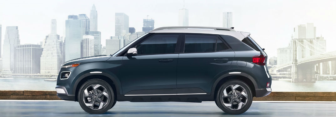 8 Exterior paint color options to choose from when buying a new 2020 Hyundai Venue