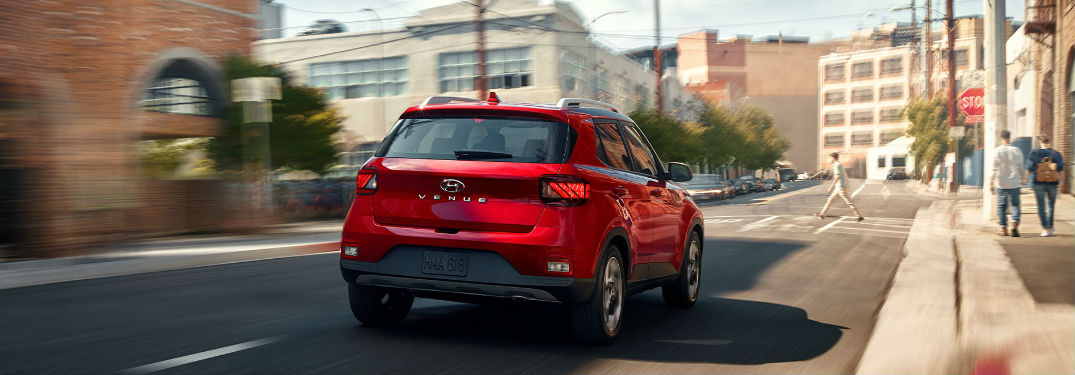 Hyundai SmartSense safety features give new 2020 Hyundai Venue a top rating for passenger protection