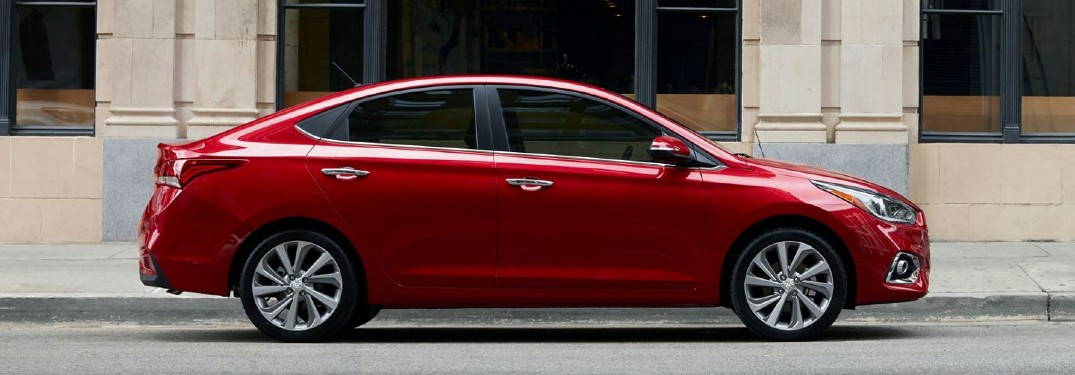 What are the Differences Between the 2020 Hyundai Accent and Elantra?
