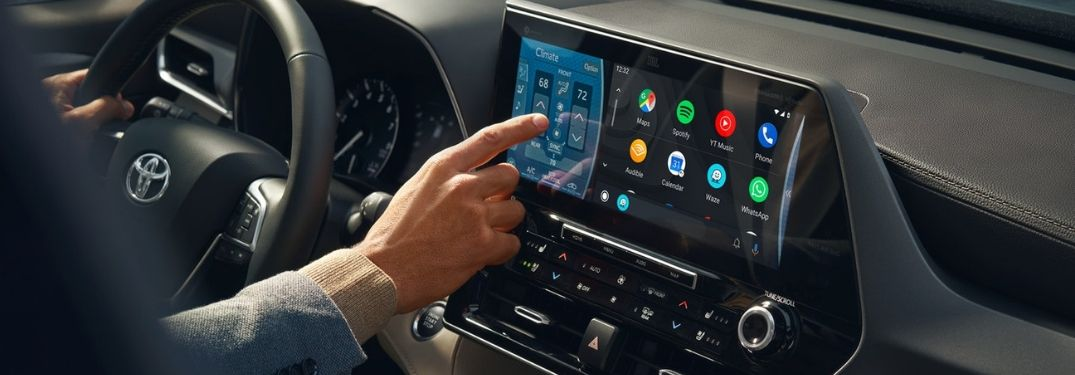 Step-By-Step Instructions To Use Android Auto in Your Toyota