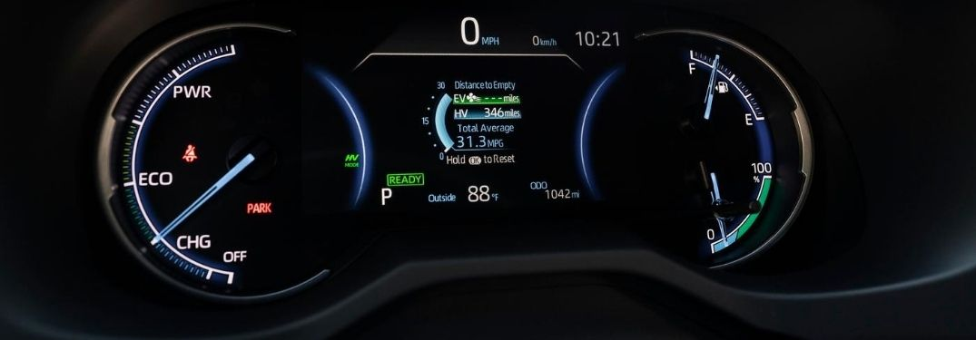 Step-By-Step Instructions to Use EV Mode in Your Toyota Hybrid