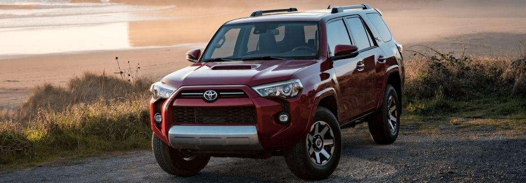 How Many Colors Are Available For The 2021 Toyota 4runner Earnhardt Toyota