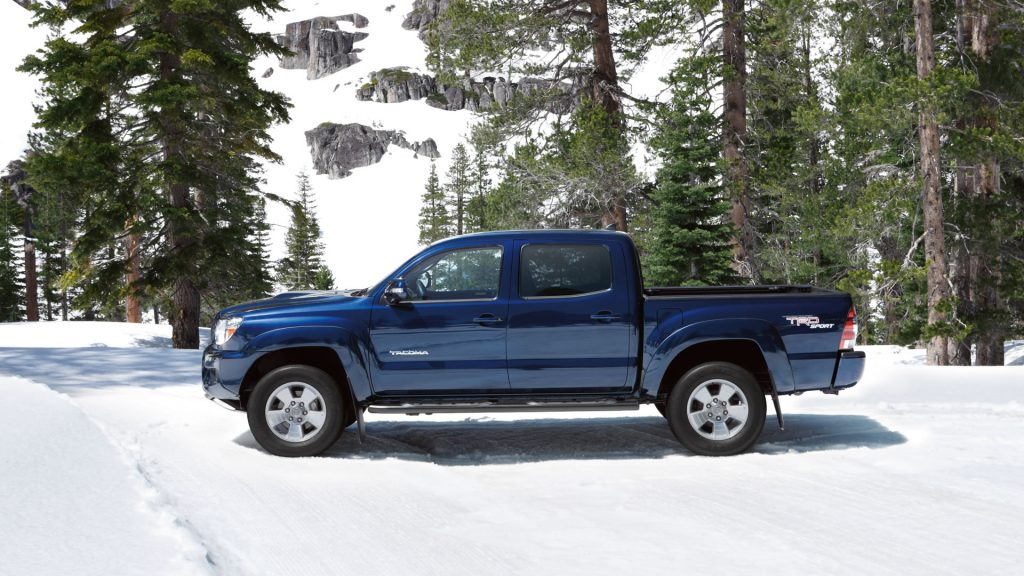 Tacoma Towing Capacity >> 2015 Toyota Tacoma Towing Capacity