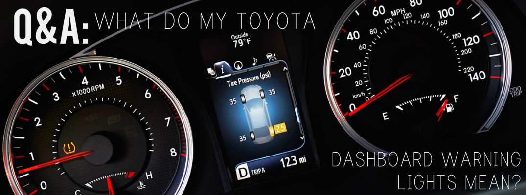 what do my toyota dashboard warning lights mean my toyota dashboard warning lights mean