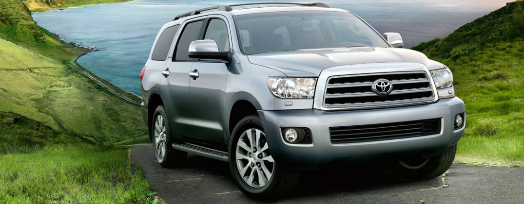2017 Toyota Sequoia Features and Specifications
